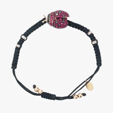 Bracelet rings and diamonds