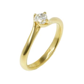 טבעת אירוסין קלאסית מדגם Together