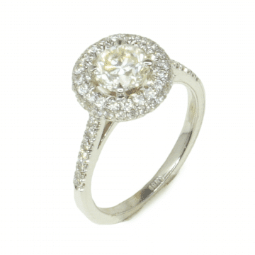 טבעת אירוסין מדגם Venus