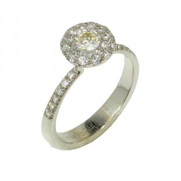 טבעת אירוסין מדגם Chatoyer