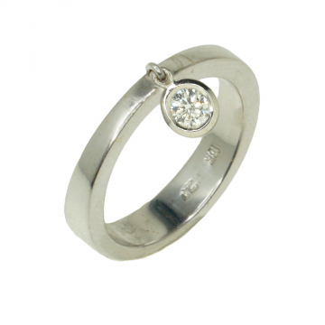 טבעת יהלום מדגם Calla