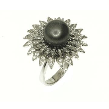 טבעת יהלום מדגם BD
