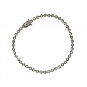 צמיד טניס יהלומים מדגם SARINA