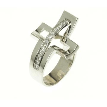 טבעת יהלומים מעוצבת מדגם Stari